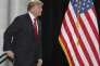 Le président américain Donald Trump, le 4 décembre, à Salt Lake City (Utah).