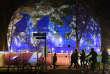 Le pavillon allemand lors de la COP23, à Bonn, le 15 novembre.