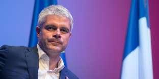 Le nouveau président des Républicains, Laurent Wauquiez, le 6 décembre à Toulon.