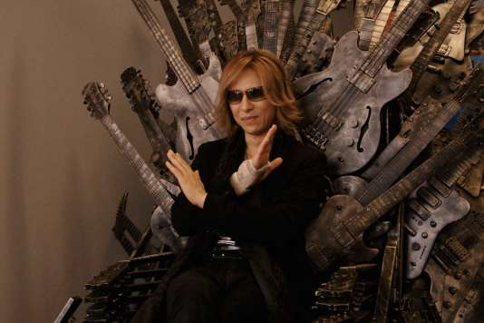 Yoshiki, leader du groupe X Japan, dans le documentaire de StephenKijak,«We Are X».