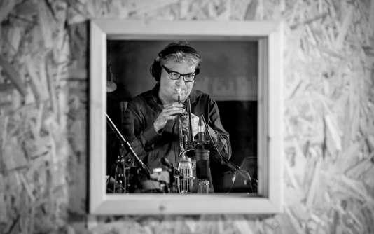 Le trompettiste et compositeur de jazz Eric Le Lann.