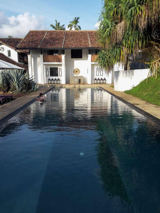 La Villa Bentota.