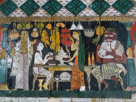 Templede Mulkirigala.