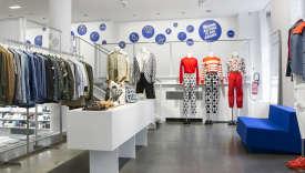 Au 1er étage du magasin Colette, à Paris.