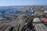 Le site Euroméditérannée, à Marseille, en septembre 2016. C'est pour ce type de grands aménagements qu'il est proposé de déroger aux normes actuelles.