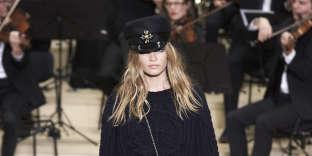 Chanel, défilé Métiers d'art.