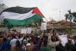 Des milliers de personnes ont manifesté dans plusieurs pays musulmans, vendredi 8décembre, après la grande prière du vendredi.