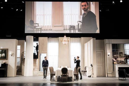 « Festen» a été adapté aux Ateliers Berthier, à l'Odéon-Théâtre de l'Europe.