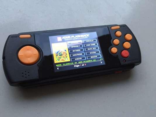 La console Atari Flashback Portable.