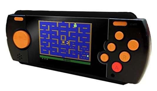 Une réédition très fidèle : «Pac-Man» sur Atari 2600 était très mauvais, et il l'est toujours autant.