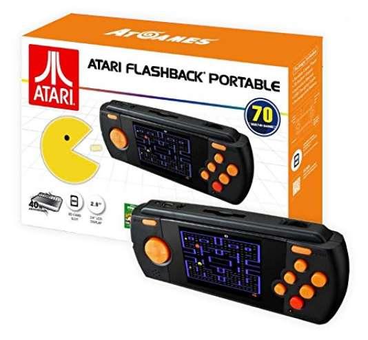 Atari Flashback Portable, La Console-musée Qui Picote Les Yeux