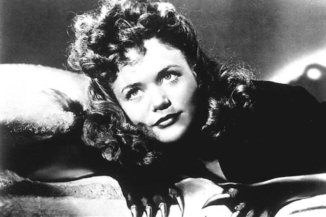 Simone Simon dans « La Féline » de Jacques Tourneur (1942).