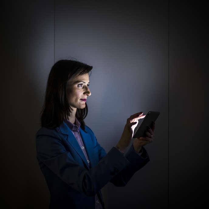 La commissaire européenne à la société et l'économie numériques Mariya Gabriel, le 7 décembre à Bruxelles.