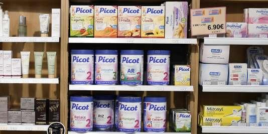Alors que Lactalis avait déjà retiré douze références de la vente, en raison d'un risque de contamination par des salmonelles, une liste de plus de 600 lots est désormais concernée.