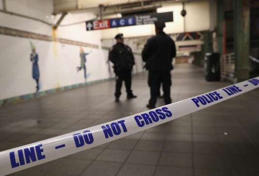 Ce que l'on sait de la « tentative d'attentat terroriste » à New York