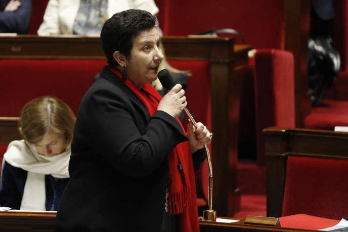 La ministre de l'enseignement supérieur, Frédérique Vidal, porte le projet de loi qui réforme l'accès à l'enseignement supérieur.