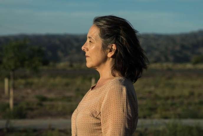 Paulina Garcia dans le film argentin et chilien de Cecilia Atan et Valeria Pivato,«La Fiancée du désert» («La Novia del Desierto»).