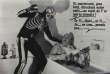 «Assassinat d'un président» (1967),extrait de la version française du magazine «Satanik» n° 16.