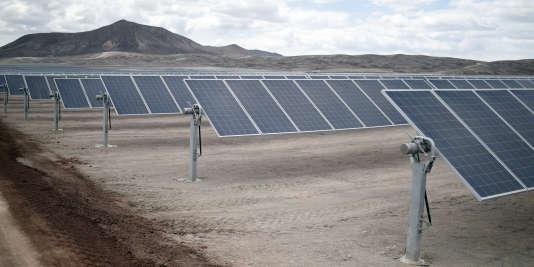 Pour diminuer la part du nucléaire, EDF mise sur le solaire