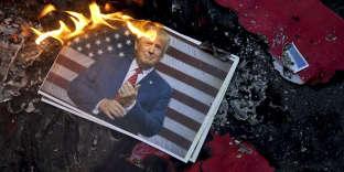 L'administration Trump estime qu'avec son programme balistique l'Iran viole«l'esprit» du pacte de 2015.