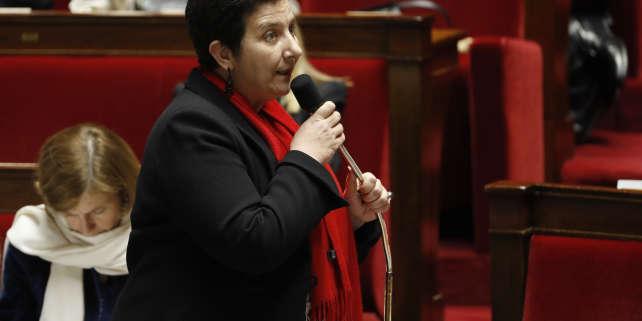 La ministre de l'enseignement supérieur, Frédérique Vidal, porte le projet de loi qui réforme l'accès à l'enseignement supérieur. AFP PHOTO / FRANCOIS GUILLOT