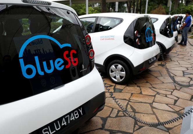 «Plus de voitures électriques signifie plus d'électricité et donc plus d'émissions de particules fines des centrales thermiques à charbon en Inde, plus de déchets nucléaires en France» (Voitures électriques en charge à Singapour, le 12 décembre).