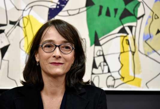 La présidente de la télévision publique, Delphine Ernotte, a fait l'objet d'une motion de défiance votée le 12décembre par les journalistes.