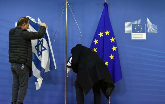 L'Europe craint un regain d'antisémitisme