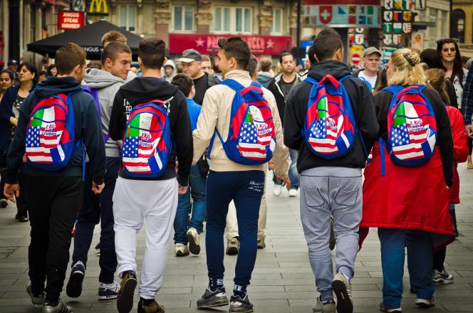 La hausse des bourses Erasmus concernera les étudiants partant en mobilité à la rentrée 2018 et ensuite.