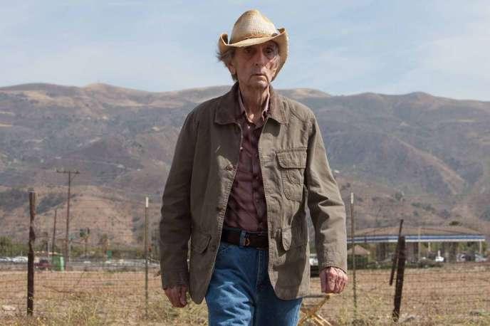 Harry Dean Stanton dans«Lucky», deJohn Carroll Lynch.