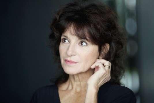 La comédienne Marianne Epin.