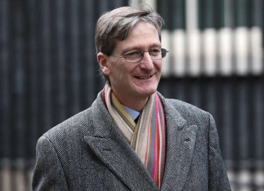 L'adoption de cet amendement poussé par le député Dominic Grieve, ici le 29 novembre 2017, illustre la position difficile de Theresa May.