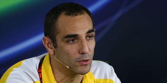 Cyril Abiteboul au «Monde» : Renault Racing doit « bâtir l'équipe de formule1 du futur».