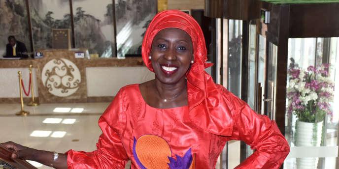 Fatimata Sy, directrice du Partenariat de Ouagadougou.