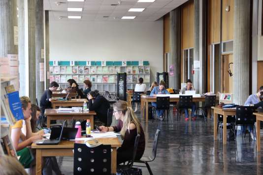 Photo d'illustration. Université Montpellier-III-Paul-Valéry.