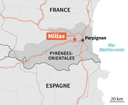 Les barrières au cœur de l'enquête — Accident de Millas