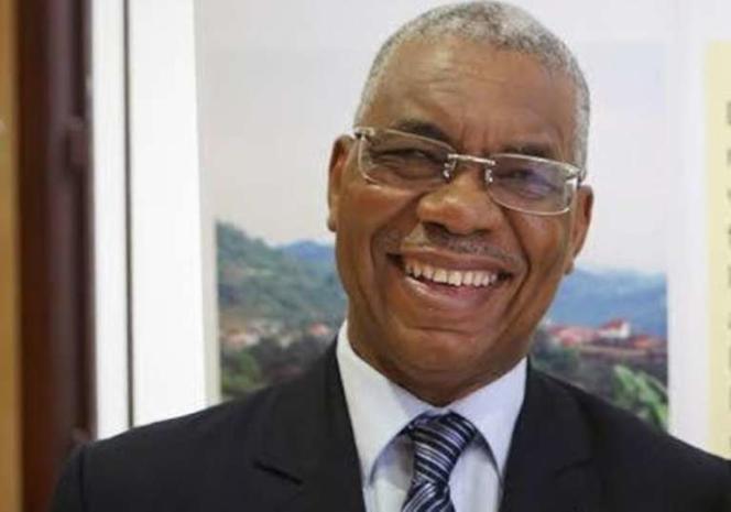 Me Abdoulaye Harissou, notaire au Cameroun et détenu pendant plus de trois ans.