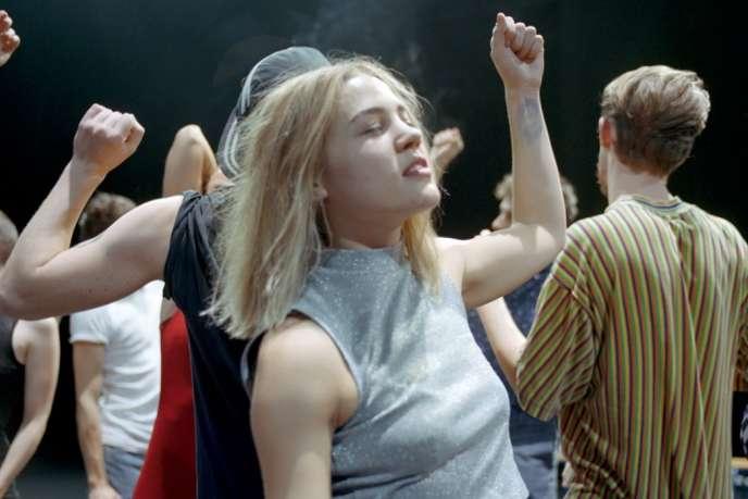 « Crowd» (2017), un spectacle de Gisèle Vienne.