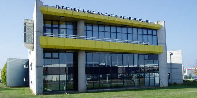 Institut universitaire technologique de l'Allier – université Clermont-Auvergne – 2006.