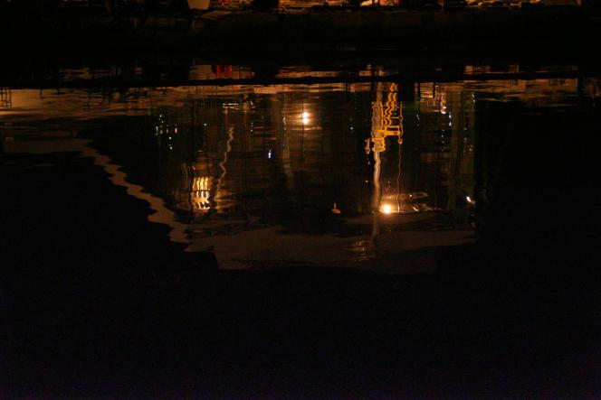 Oslo, la nuit.