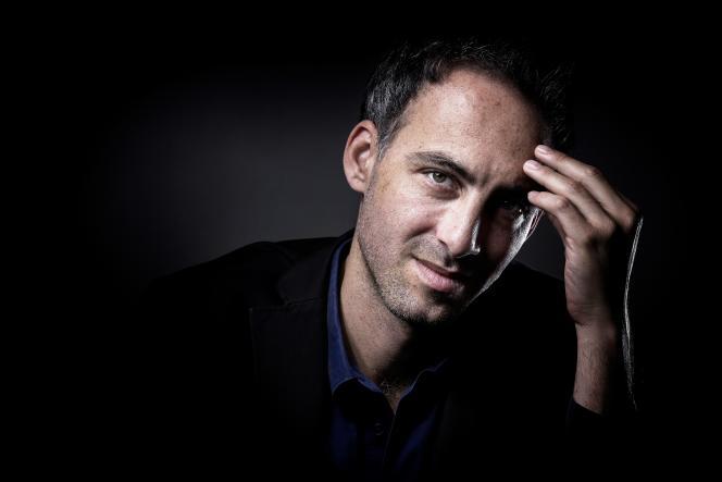 L'essayiste Raphaël Glucksmann, le 11 octobre 2016.