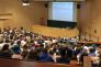 Université de Strasbourg campus amphi amphithéâtre