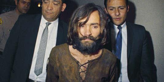 Charles Manson, en 1969.