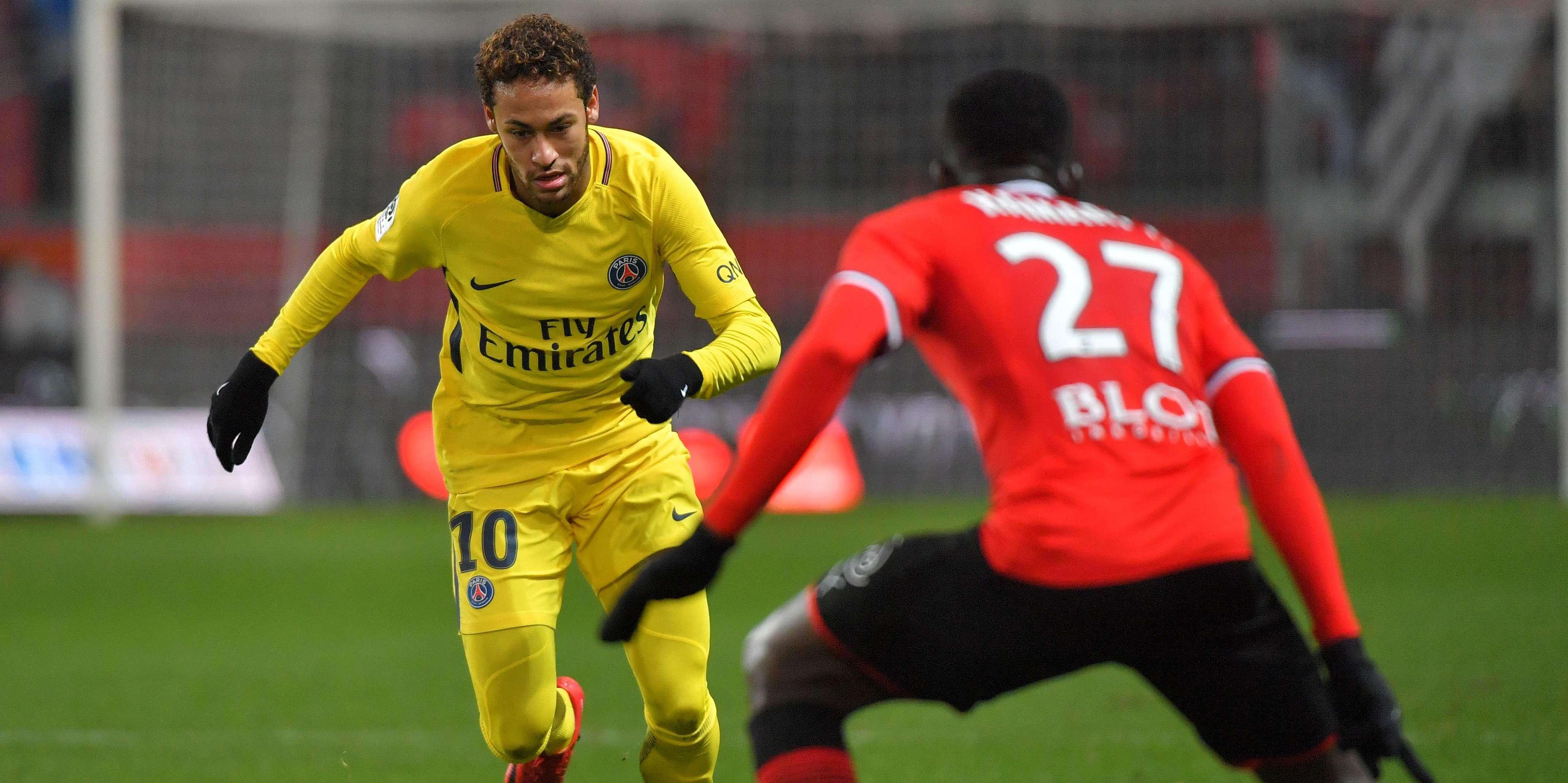 Image Result For B Traore Et Neymar