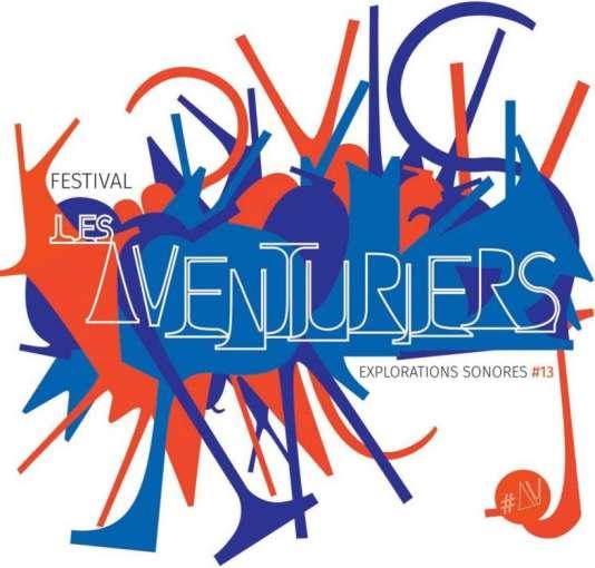 Affiche du festival Les Aventuriers, à Fontenay-sous-Bois.