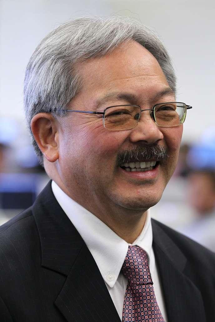 Ed Lee, le 30 aout 2011.