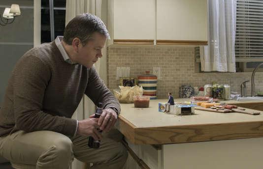 Matt Damon dans le film «Downsizing» de Alexander Payne.
