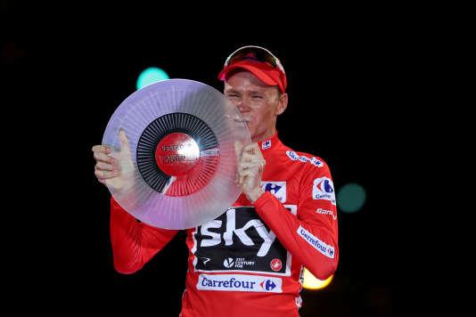 Chris Froome devrait se voir retirer son titre sur la Vuelta.