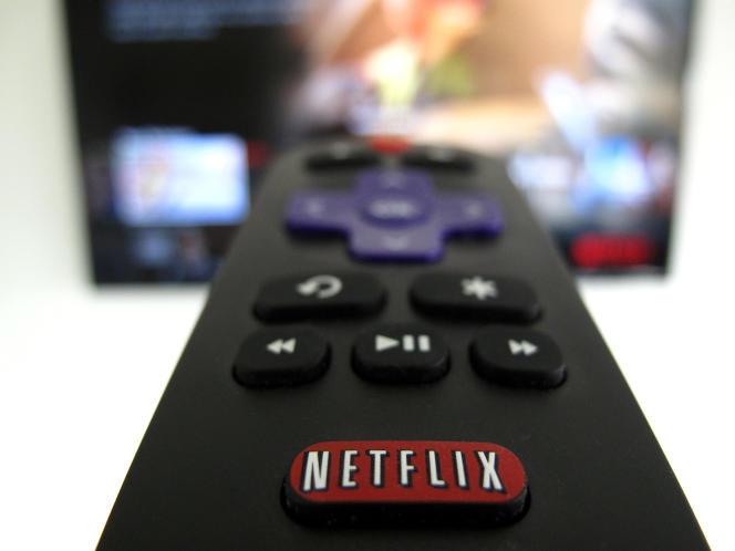 Certains téléviseurs proposent désormais l'icône rouge et noir de Netflix dans leur menu de navigation, voire un bouton sur la télécommande.