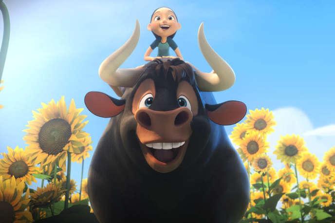 « Ferdinand», film d'animation américain deCarlos Saldanha.